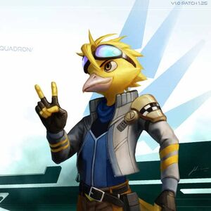 Chip canary wallpaper by jecbrush-d5o4gdi (2)