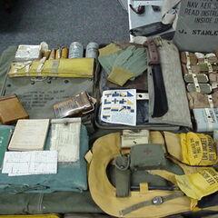 Military survival supplies