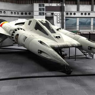 Buck Rogers <i>Thunderfighter</i>