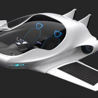 <i>Zephyr</i> aircar
