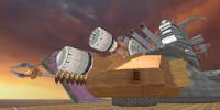Halberd Main Cannon No. 2