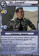 Dr Levant (X-cellent Hero)
