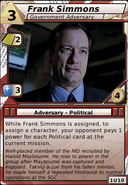 Frank Simmons (Government Adversary)