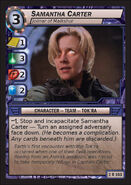 Samantha Carter (Jolinar of Malkshur)