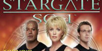 Stargate SG-1: The Official Magazine 3