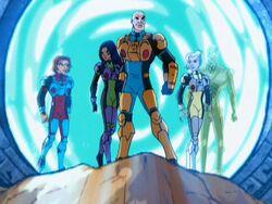 Stargate Infinity Decision