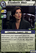 Elizabeth Weir (Skilled Diplomat)