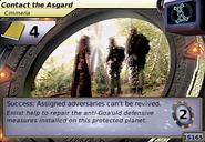 Contact the Asgard