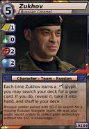 Zukhov (Russian Colonel)