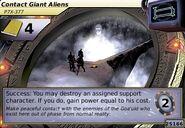 Contact Giant Aliens