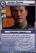 Jonas Quinn (Special Advisor)