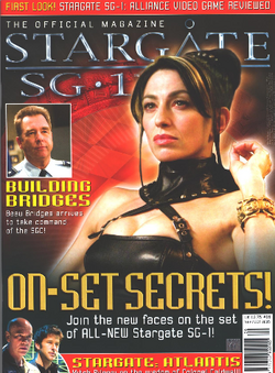 Stargate SG-1- The Official Magazine 6