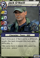 Jack O'Neill (Witty Explorer)
