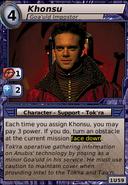 Khonsu (Goa'uld Imposter)