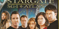 Stargate SG-1/Atlantis: The Official Magazine 15