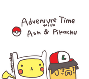 Adventure time pokemon by suprdogy-d3ebe1e