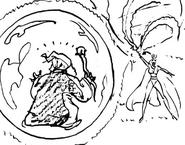 Merlin's banishment