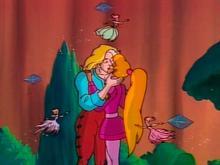 Gwen romance Ian