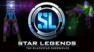 Star Legends Planet STS Update