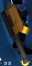 Pod cannon