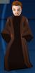 Brown shroud