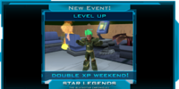 Double XP Weekend/Apr 2012