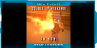 Double XP Weekend/Mar 2013