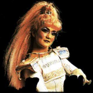 Claudia Bradley as Pearl in Bochum, 1992