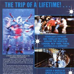 7th Year interior of flyer - 1991-1992