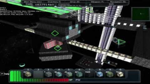 Starmade How to build and set up a Turret