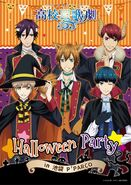 Starmyu Halloween Party in 池袋P'PARCO