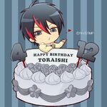 Twitter Birthday Card by Aokita Ren-Toraishi(a)