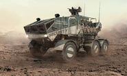 Sol UNGDF Rover