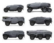 Taurus Vehicular Systems Military Line