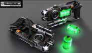 NeoCron Plasma Pistol