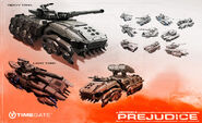 Krogir Federation AF Tank