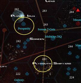 Map lyra