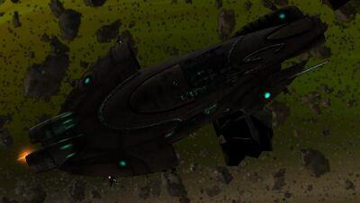 Gorg destroyer