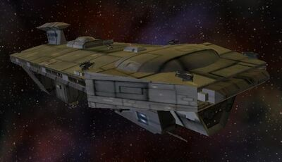 Imperial Marine Carrier