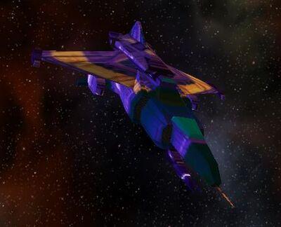 Orbitalis fighter