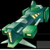 Poseidon class cruiser