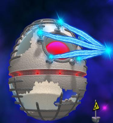 The yolk star 1