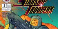 Starship Troopers: Marooned