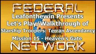 Walkthrough - Mission 15- Heaven's Gate