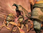 Blaster Bug maw open