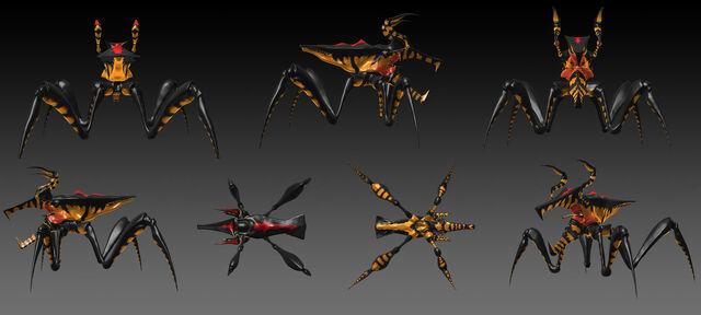 File:Warrior bug by bendianna-d4uddrb.jpeg