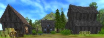 Övergiven gård