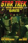 Star Trek New Visions Sam