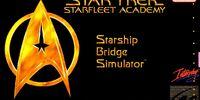 Starfleet Academy Starship Bridge Simulator