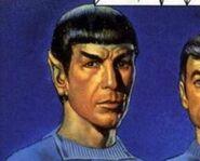 Spock enterprise1st